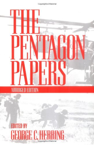 The Pentagon Papers By George Herring