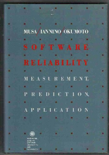 Software Reliability By John Musa