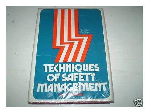 Techniques of Safety Management By Daniel C. Petersen