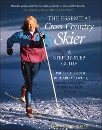 The Essential Cross-Country Skier By Rick Lovett