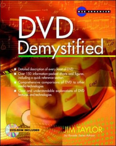 DVD Demystified By Jim Taylor