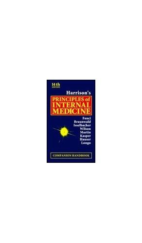 Harrison's Principles of Internal Medicine By T.R. Harrison
