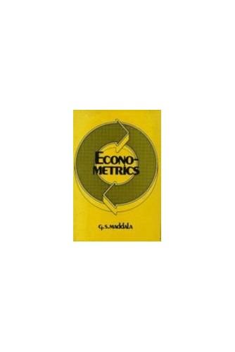 Econometrics By G. S. Maddala