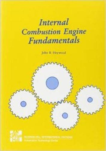 INTERNAL COMBUSTION ENGINE FUN (Int'l Ed) by John Heywood