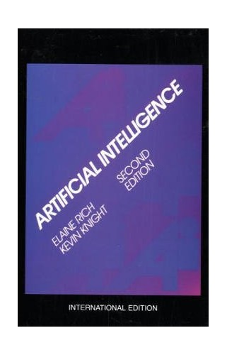 Artificial Intelligence by Elaine Rich