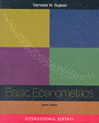 Basic Econometrics By Gujarati