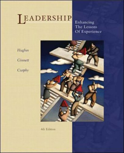 Leadership By Richard L. Hughes