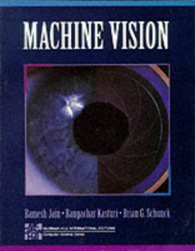Introduction to Machine Vision By Ramesh C. Jain