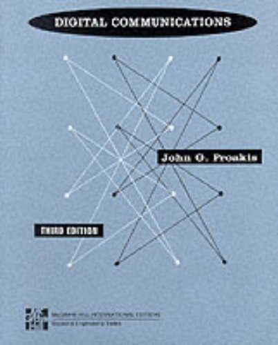 Digital Communications by John G. Proakis