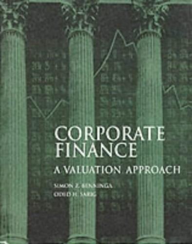 Corporate Finance By Simon Benninga