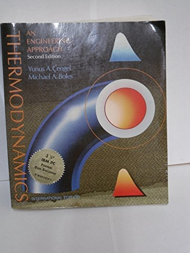 Thermodynamics By Yunus A. Cengel