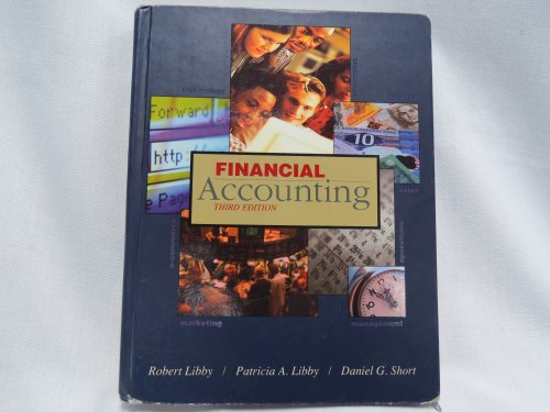 Financial Accounting By Libby