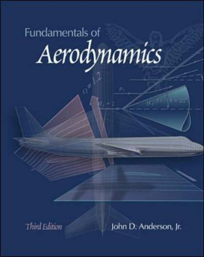 Fundamentals of Aerodynamics By John Anderson