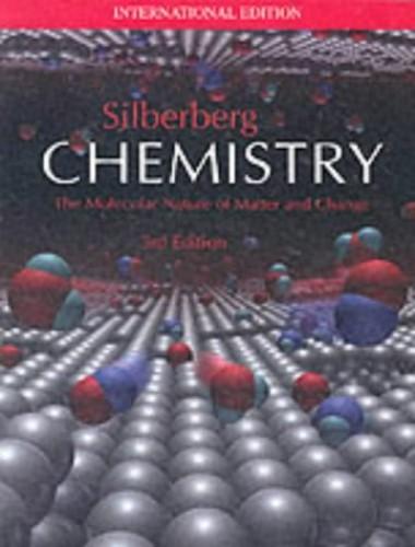 Chemistry By M. Silberberg