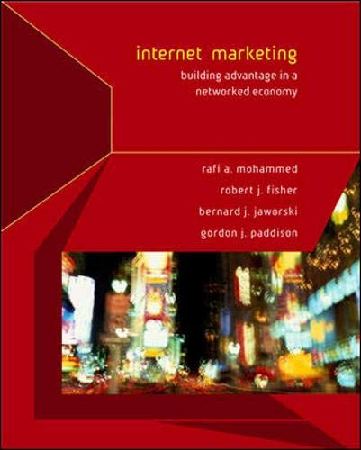 Internet Marketing, 2/e, with e-Commerce PowerWeb By Rafi Mohammed