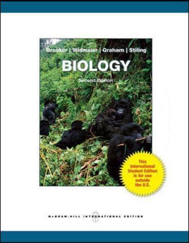 Biology By Robert J. Brooker