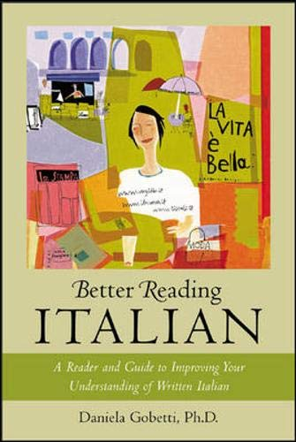 Better Reading Italian By Daniela Gobetti