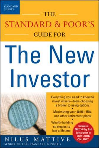 The Standard & Poor's Guide for the New Investor By Nilus Mattive