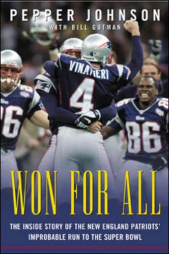Won for All By Pepper Johnson