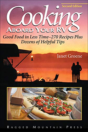 Cooking Aboard Your RV By Janet Groene