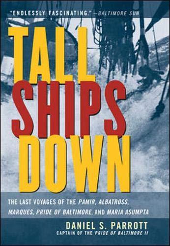 Tall Ships Down By Daniel Parrott
