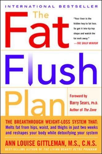 FAT FLUSH PLAN (UK EDITION) By Ann Louise Gittleman