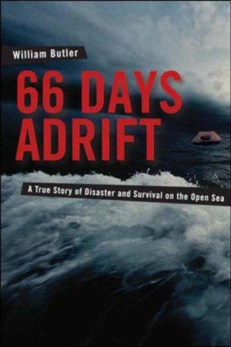 66 Days Adrift By William Butler