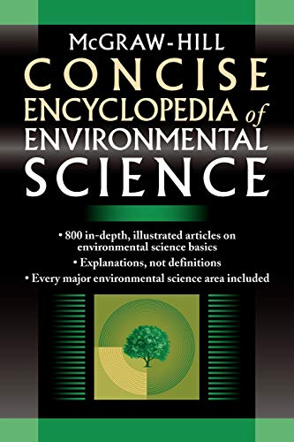 McGraw-Hill Concise Encyclopedia of Environmental Science By McGraw-Hill Education