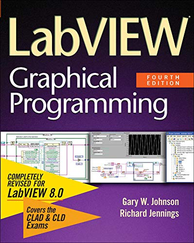 LabView Graphical Programming By Gary W. Johnson