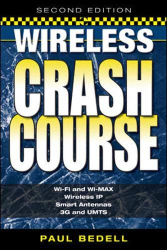 Wireless Crash Course By Paul Bedell