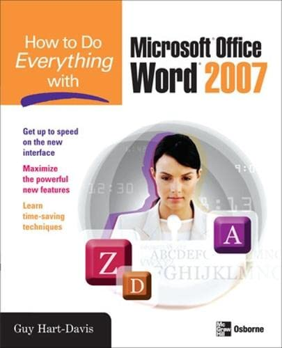 How-to-Do-Everything-with-Microsoft-Office-Word-by-Hart-Davis-Guy-0071490698