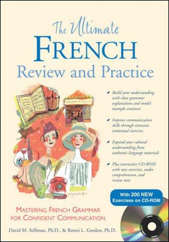 The Ultimate French Review and Practic... by Gordon, Ronni L Mixed media product
