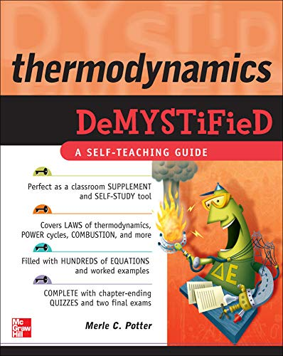 Thermodynamics DeMYSTiFied by Merle C. Potter