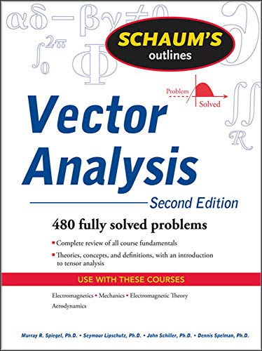 Schaum's Outline of Vector Analysis, 2ed By Murray Spiegel