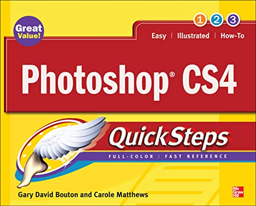 Photoshop CS4 QuickSteps by Carole Matthews
