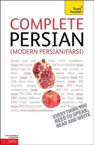 Complete Persian (Modern Persian/Farsi) (Teach Yourself: Level 4)