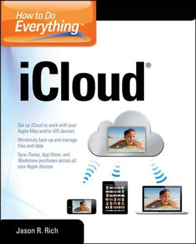How to Do Everything iCloud By Jason Rich