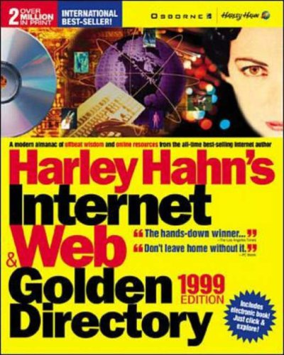 Harley Hahn's Internet and Web Golden Directory By Harley Hahn