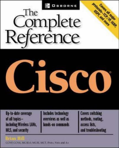 Cisco By Brian Hill