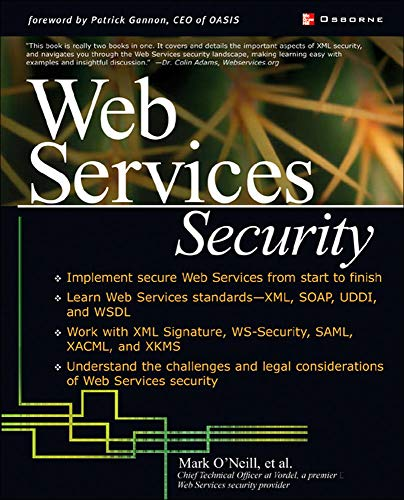 Web Services Security By Mark O'Neill