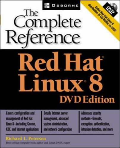 Red Hat Linux 8 By Richard Petersen
