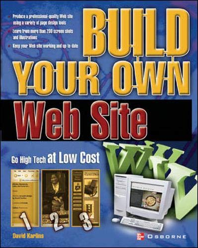 Build Your Own Web Site By David Karlins