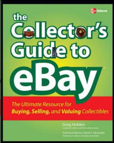 The Collector's Guide to eBay By G. Holden