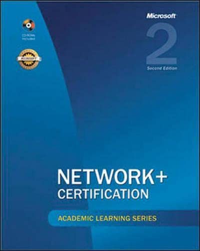 Als Network+ Certification (Microsoft Press Academic Learn) by Microsoft Press