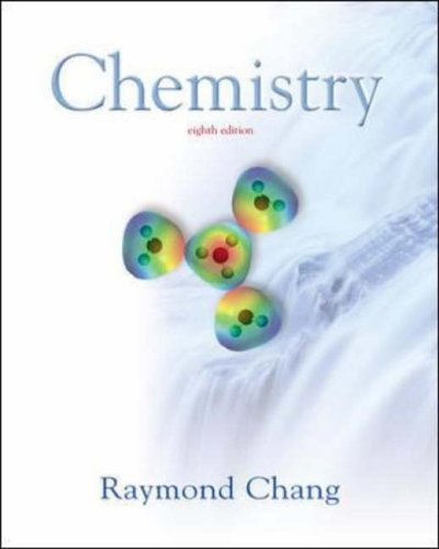 Chemistry with Bound-in Online Learning Center Card and Online ChemSkill Builder v.2 By Raymond Chang