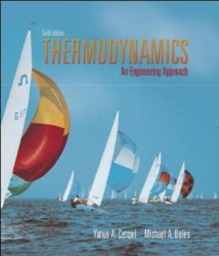 Thermodynamics: An Engineering Approach with Student Resource DVD By Yunus Cengel (University of Nevada-Reno, USA)