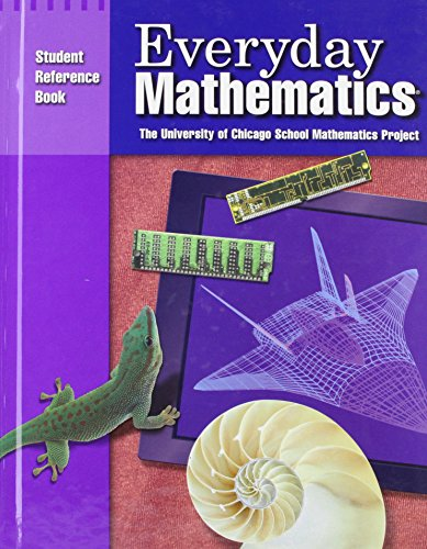 Everyday Mathematics, Grade 6, Student Reference Book By Max Bell
