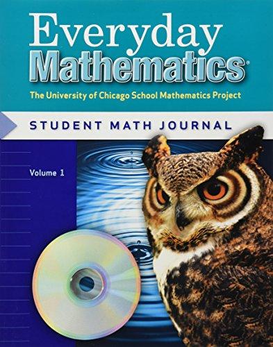 Everyday Mathematics Student Math Journal, Volume 1 Grade 5 By Max Bell