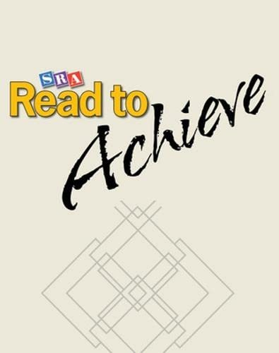 Read to Achieve: Comprehending Narrative Text, Hatchet By McGraw Hill