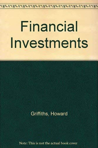 Financial Investments By Howard Griffiths